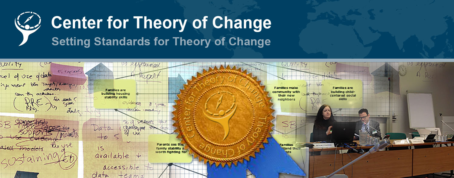 What is Theory of Change? | Theory of Change Community